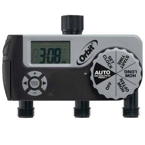 Orbit 56233d 3-outlet Digital Watering Timer 1 Manual2 Digital