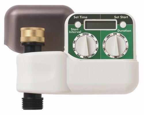 Orbit 62040 2-dial Digital Hose Faucet Watering Timer