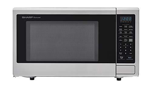 Sharp ZSMC2242DS Stainless Steel Countertop 1200 Watt Microwave Oven 22 cu ft