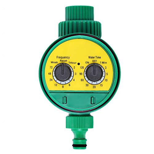 xmke96 Automatic Home Garden Watering Timer Irrigation Sprinkler System Controller