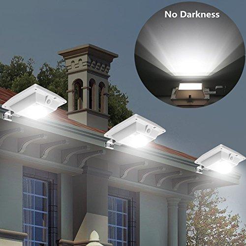 &12304super Bright&12305 Usyao Solar Super Bright Pir Motion Sensor Waterproof Wireless Security Light Lamp For Outdoor
