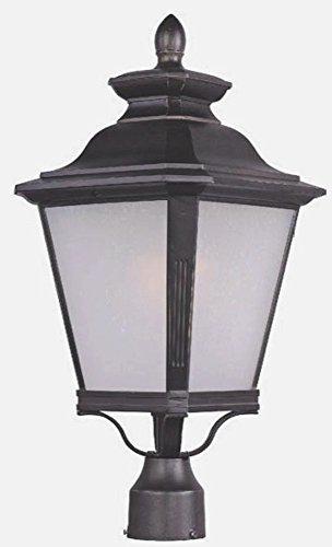 Maxim 1120FSBZ Knoxville Outdoor Post Lighting 75 Total Watts Bronze