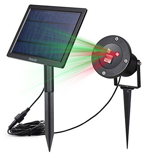 Star Projectorhomecube Outdoor Star Laser Light Solar Garden Lightstree Lightslandscape Lights Laser Christmas