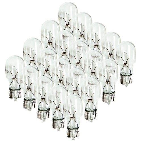 Ximoon 20 Pcs Replacement Landscape Bulb for Malibu ML7W4C 12 Volt 7 Watt Low Voltage