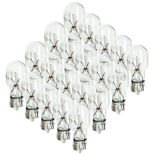 YourStoreFront 20 Pack Landscape Bulbs for Philips 415828 11-Watt T5 12-Volt Wedge Base - New
