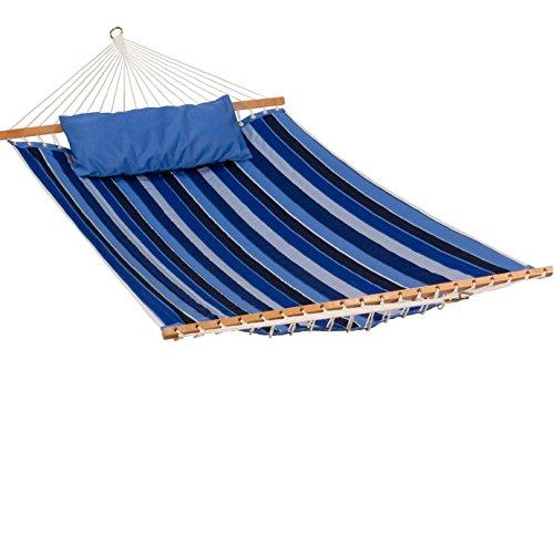 Algoma Net 11 Reversible Sunbrella Quilted Hammock -