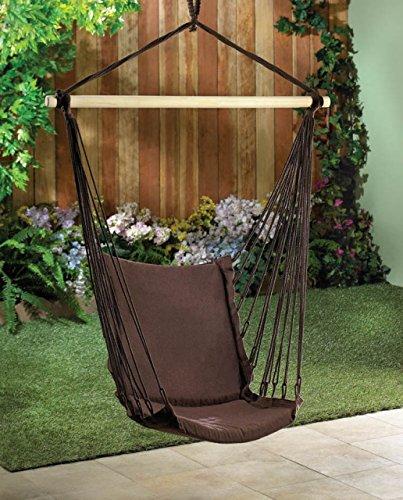 Outdoor Hammock Hanging Chair Indoor Portable Corner Sunbrella Swing Family Seat Beach Decor Backyard Patio