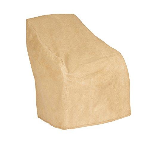 EmpirePatio Medium Outdoor Chair Cover - Nutmeg