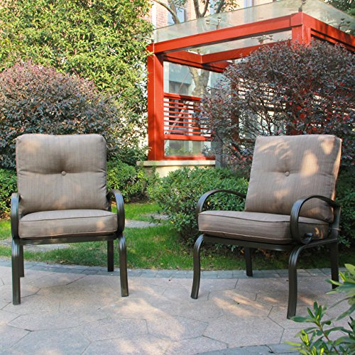 Top 23 For Best Patio Chair Set 2019
