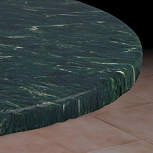 Stone-look Table Cover - Tan Granite