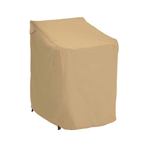 Classic Accessories 58972-ec Terrazzo Stackable Patio Chair Cover