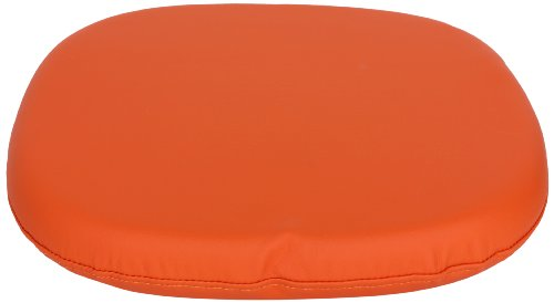 Control Brand Dc221 Tulip Arm Chair Replacement Cushion Orange