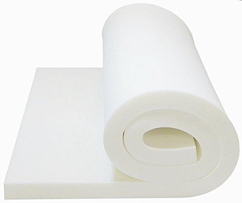 Foam Cushion 3T x 30W x 80L 1536 Medium Firm Seat Cushion Replacement Foam Cushion Upholstery Foam Sheet Foam Padding