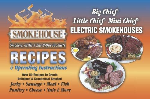 Smokehouse Product Smoker Recipe Book