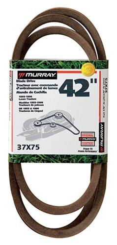 Murray 42 Lawn Mower Blade Belt 90-96 37x75ma
