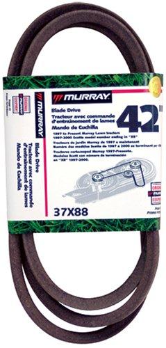 Murray 42 Lawn Mower Blade Belt 97amp Up 37x88ma
