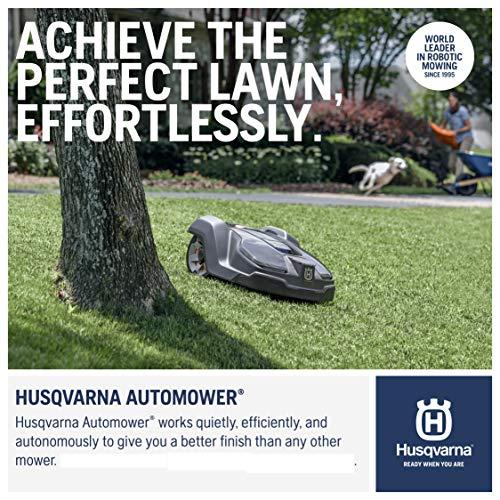Husqvarna 967646405 Automower 450X Robotic Lawn Mower 13 acre capacity