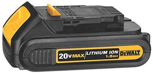 DEWALT 20V MAX Battery Compact 15Ah DCB201