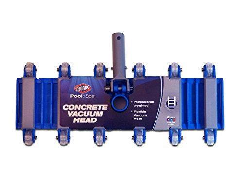 Clorox Pool&ampspa 96200clx Concrete Vacuum Head