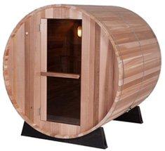 Almost Heaven Barrel Sauna 6'