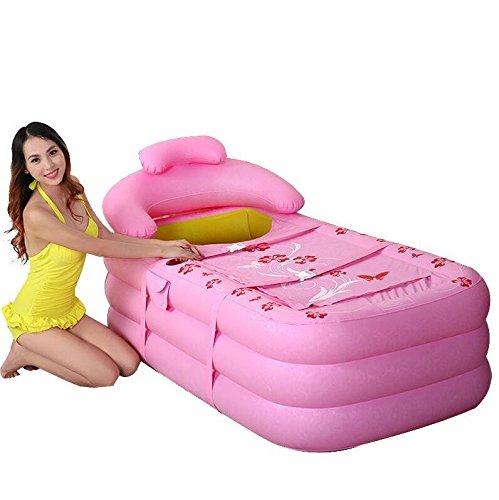 Inflatable Bath Tub/adult/collapse/sauna/bath Barrel Tub