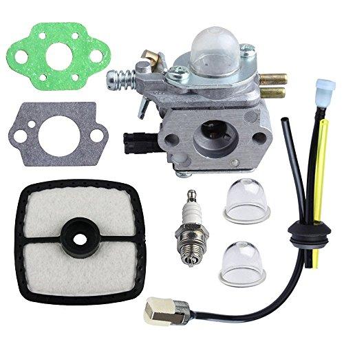 HIPA C1U-K52 Carburetor with Repower Kit for ECHO GT200EZR GT2000R PAS2000 PAS2100 PE-2000 PP1200 PP800 PPF2100 PPF2110 PPSR2122 PPT2100 Power Pruner Trimmer
