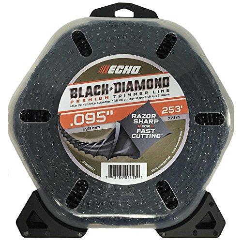 Echo 330095071 Black Diamond Trimmer Line 095 Line 1 Lb Spool