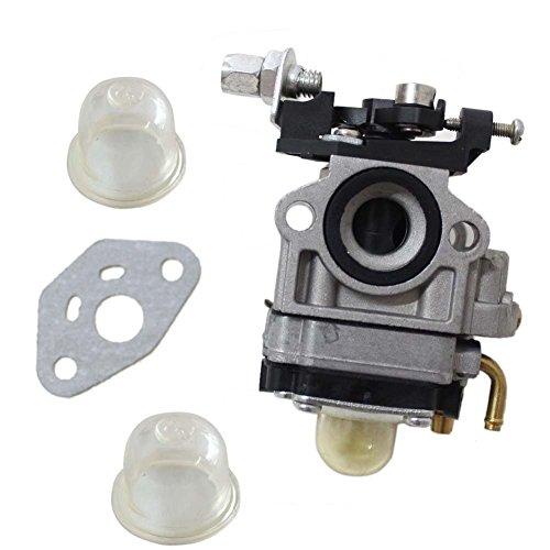 New Pack of Carburetor w Gasket Primer Bulb for ECHO String Trimmer PPT 261