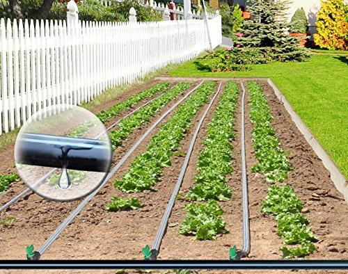 BioPlus Garden Drip Tape Irrigation Kit 1000