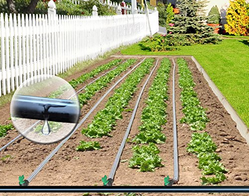 BioPlus Garden Drip Tape Irrigation Kit 2000