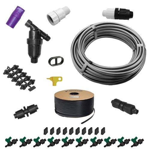 Irrigation Mart Drip Tape Garden Kit Gk1000-rv