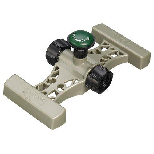 10 Pack - Orbit Yard Lawn Watering Sprinkler with Adjustable Spray Nozzle