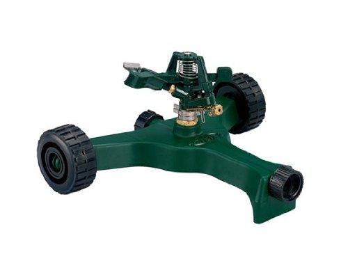 20 Pack - Orbit Lawn Watering Impact Sprinkler on Wheeled Base