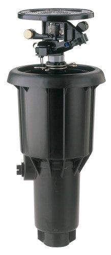 Rain Bird Ag-5 All Gallonage Pop-up Impact Sprinkler Adjustable 0&deg - 360&deg Pattern 24 - 45 Spray Distance