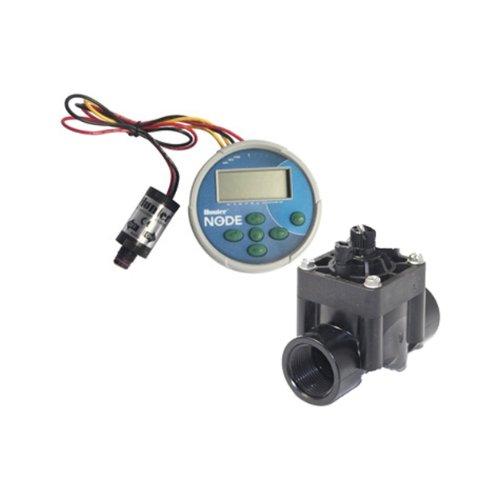 Hunter Sprinkler Node100valve Node Single Station Controller With Dc Latching Solenoid And Pgv-101g Valve