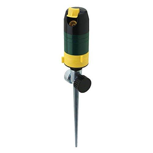 Melnor Turbo Rotary Sprinkler on spike