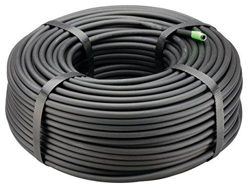 Rain Bird T22-250s Drip Irrigation 14&quot Blank Distribution Tubing 250 Roll Black