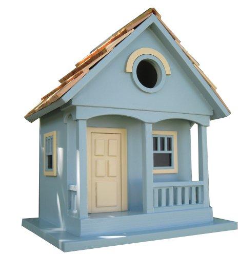 Pacific Grove Birdhouse Blue
