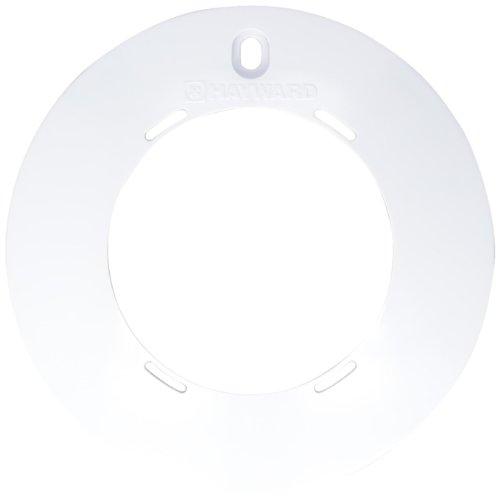 Hayward LQRUY1000 White Configurable Spa Light Trim Ring Replacement for Hayward Universal ColorLogic or CrystaLogic LED Light Fixture