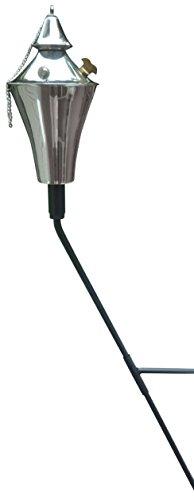 Passage STD-MT-1218-SN-TT Kona Deck Torch Smooth Stainless Steel