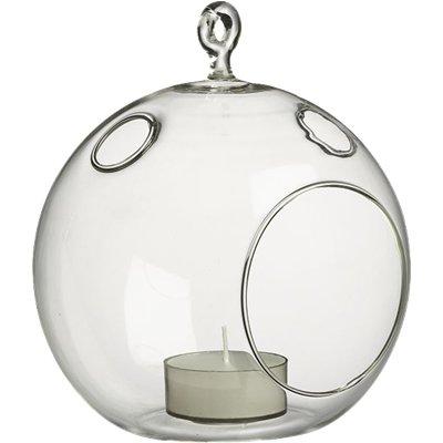Hanging Plant Glass Terrariumvotive Candle Holder 5&quot 6 Pcs