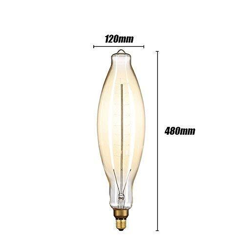 Modern Chandeliers Ceiling Lights Pendant E27 Edison Vintage Screw Bulbs Industrial Retro Tungsten Filament Decorative Light Bulbs 40 3C ce Fcc Rohs for Living Room Bedroom