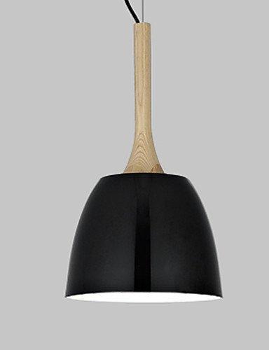 WCG New Modern Contemporary Decorative Design Ceiling Light Dinning RoomLiving RoomBedroom Chandelier Black& White  220-240v-black