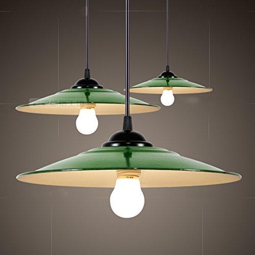 Haixiang 36cm Classic Enamel Ceiling Light Lid Pendant Lamp For Hallway Bedroom Dinning Room Reading Romm
