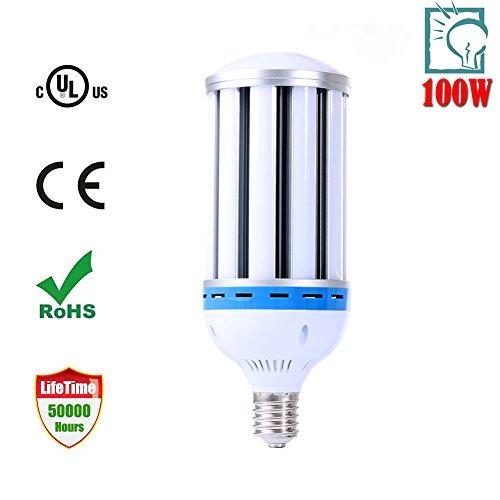 Led Corn Bulb Gianor 100w E40e39 Led Street Light Bulb Replace 350w Cfl300w Metal Halide Bulb6000k White Daylight