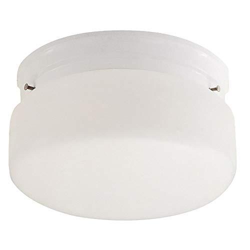 Design House 507327 2 Light Ceiling Light White