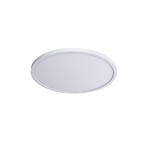 WAC Lighting FM-11RN-935-WT LED Functional 11 Round Ceiling and Wall Luminaire 3500K in White 11 Inches