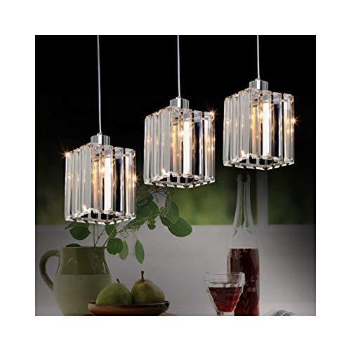 YAZHI-MILA LED Chandelier Home Table Loft Decorative Ceiling Light90-260V Flushmount Ceiling Light Body Color  1 Head