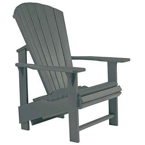 Cr Plastic Generations Upright Adirondack Chair