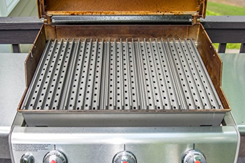 Grillgrate Replacement Grate Set Custom-sized For Weber Genesis Grills